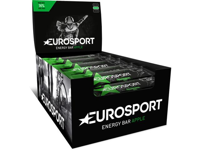 Eurosport nutrition Energy Bar Box 20 x 45g, apple